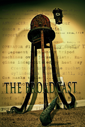 The Broadcast Poster