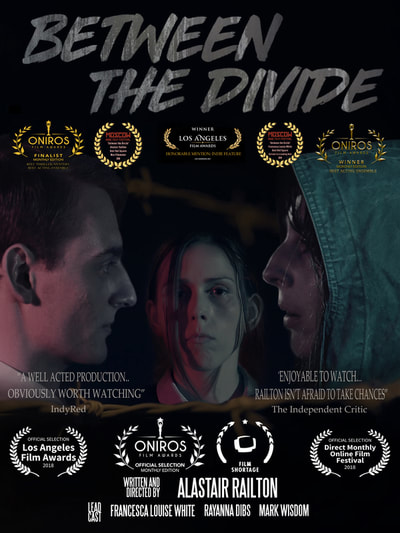 Between The Divide review.