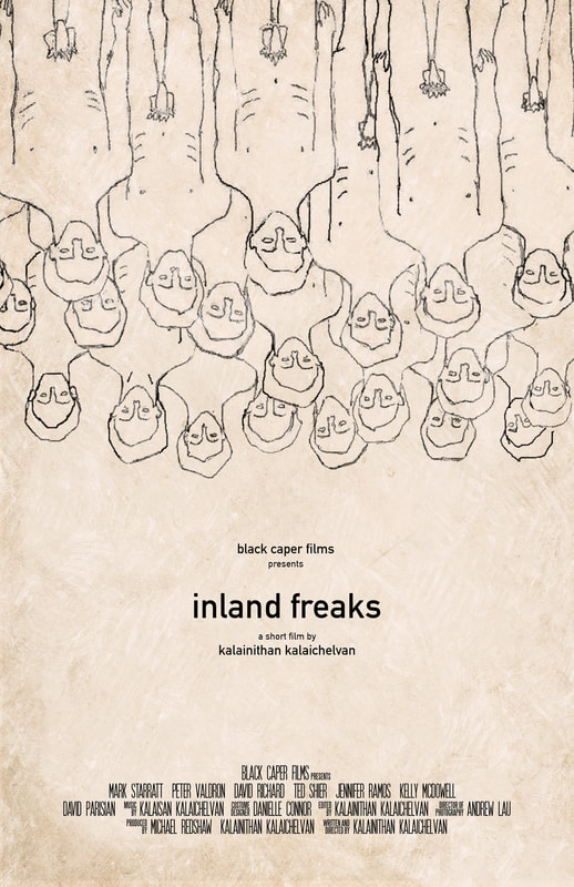 Inland Freaks art